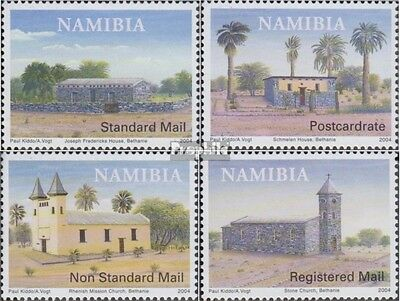 Namibia - Southwest 1135-1138 (complete.issue.) unmounted mint / never hinged 20