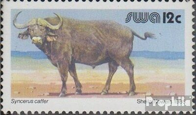 Namibia - Southwest 570 (complete.issue.) unmounted mint / never hinged 1985 Wil