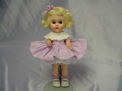 VOGUE BKW Ginny Blonde Doll Tagged Purple Outfit DARLING