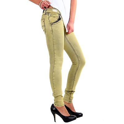 REPLAY DAMEN JEANS HOSE SKINNY STRETCH SUZANNE Gr. 28   NEU!  H853