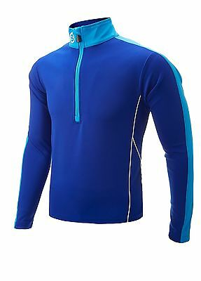 Sunderland 1/4 Golf Zip Neck Golf Mid Layer