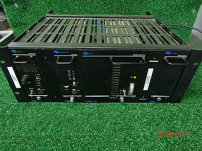 DX Radio System RF Technology VHF 100 watt repeater w/amp/exciters/rec/P.S.  #4