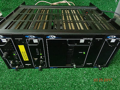 DX Radio System RF Technology UHF 100 watt repeater w/amp/exciters/rec/P.S. #5