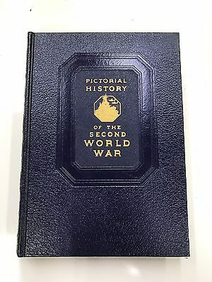 Pictorial History Of The Second World War Volume 10 1st Edition Copyright 1949