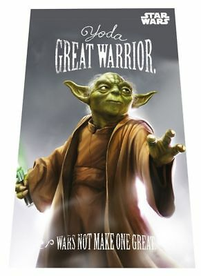Disney Star Wars Yoda Official Fleece Blanket