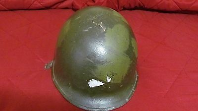 Military Helmet Ground Troops Type Vietnam era US Issue Original Army U.S. USA