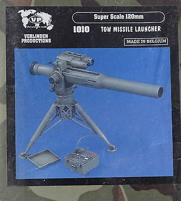 VERLINDEN PRODUCTIONS #1010 Tow Missile Launcher in 1:16