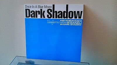 "DARK SHADOW - Once In A Blue Moon 12"" (ROUTINE RECORDS REJP-003) JAPAN 2003"
