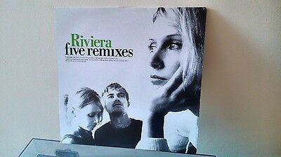 "RIVIERA - Five Remixes 12"" (PHILTER RECORDS PRPH-10001) JAPAN 2003 LATiN JAZZ"