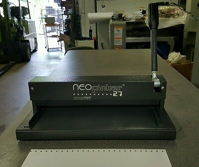 New 27 Pin Plate Punch For Polyester Or Metal Plates