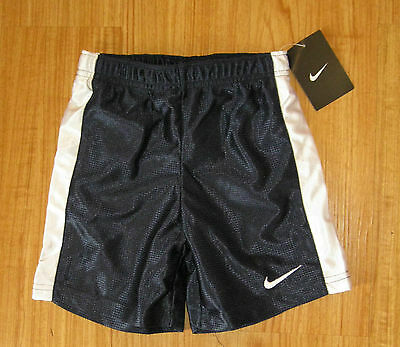 NWT Nike Sz 4 Navy Blue Obsidian Mesh Athletic Shorts
