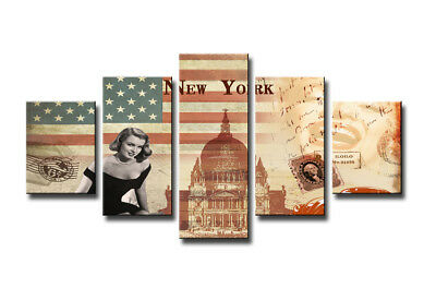 impression sur toile differents mesures Visario ®   USA États-Unis  FR1 1542