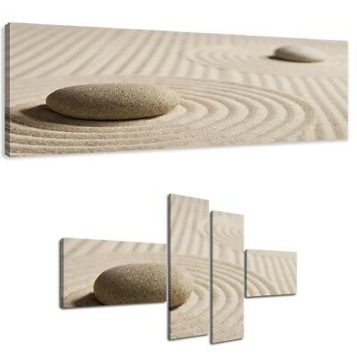 impression sur toile differents mesures marque Visario ®   spa sable FR1 1544