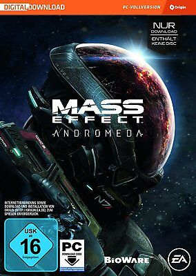 Mass Effect - Andromeda (Code in Box) PC New + Ovp