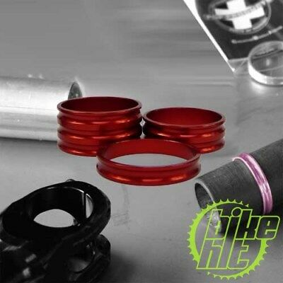 "POP-PRODUCTS AHeadSpacer 1 1/8"" 5mmred"