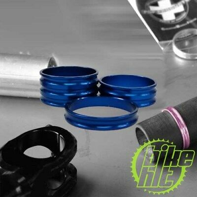 "POP-PRODUCTS AHeadSpacer 1 1/8"" 10mmblue"