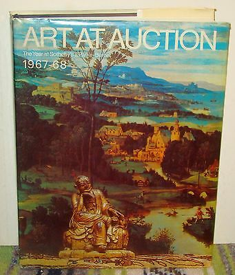 Art at Auction: The Year at Sotheby's & Parke-Bernet, 1967-68 HCDJ