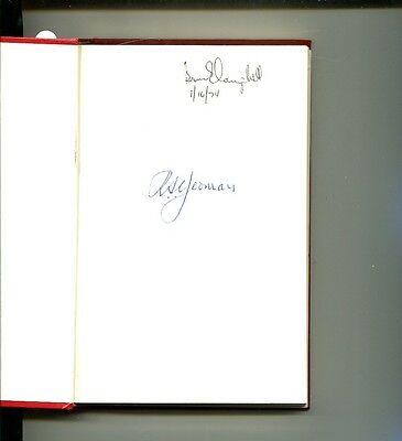 R.s. Yeoman Autograph 1974 U.s. 27Th Edition Red Book