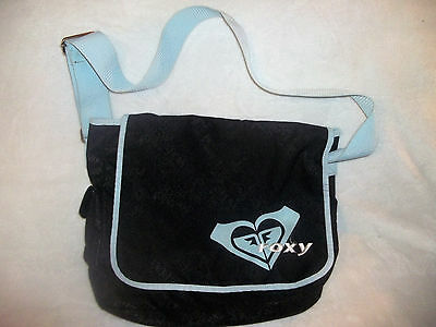 ROXY Shoulder Book Bag Women's Girls School Tote Laptop Bag