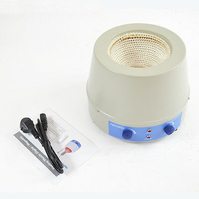 1000ml Heating Mantle with Magnetic Stirrer 220V/110V 98-II-B Series Top Quality