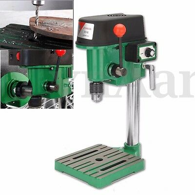 Electric Bench Drill Press Stand Base Frame Bracket Machine Hole Drilling 1-10mm