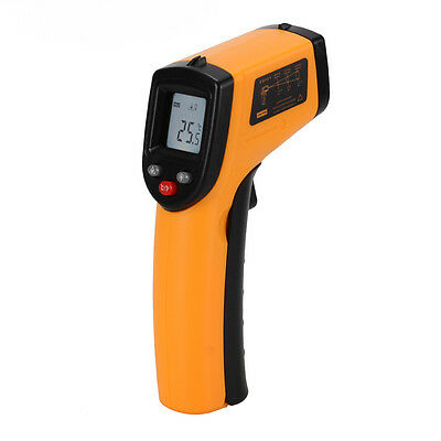 GM320 Digital Handheld Gun Thermometer Non-Contact IR Laser Infrared Temperature