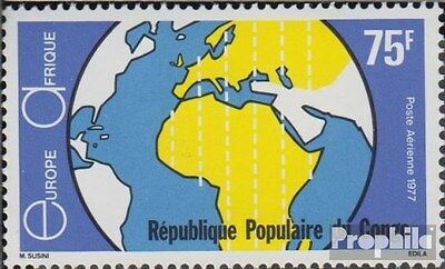 Kongo (Brazzaville) 569 (complete.issue.) unmounted mint / never hinged 1977 Eur