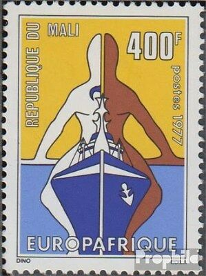 Mali 600 (complete.issue.) unmounted mint / never hinged 1977 Europafrique
