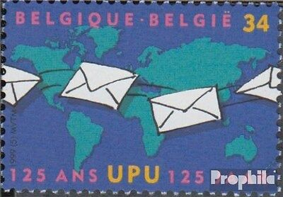 Belgium 2866 (complete.issue.) unmounted mint / never hinged 1999 125 years UPU