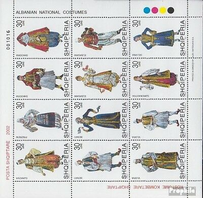 Albania 2846-2857 ZD-archery (complete.issue.) unmounted mint / never hinged 200