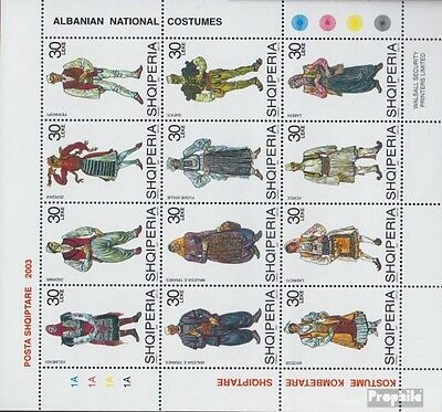 Albania 2908-2919 ZD-archery (complete.issue.) unmounted mint / never hinged 200