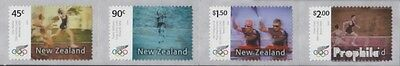 New Zealand 2201-2204 quad strip (complete.issue.) unmounted mint / never hinged