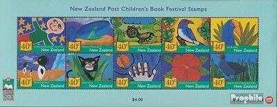 New Zealand 1992-2001 Sheetlet (complete.issue.) unmounted mint / never hinged 2