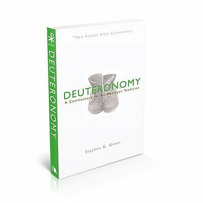 Nbbc, Deuteronomy: A Commentary in the Wesleyan Traditi - Paperback NEW Stephen