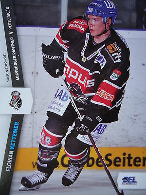 020 Florian Kettemer Augsburger Panther DEL 2010-11
