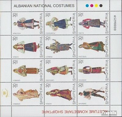 Albania 3033-3044 ZD-archery (complete.issue.) unmounted mint / never hinged 200