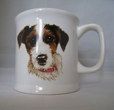 Jack Russell Terrier  Coffee Mug Patricia Roberts Collection Picture History New
