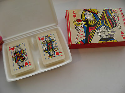 Vintage Avon Royal Hearts Two Hostess Soaps New In Original Box