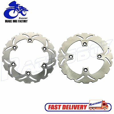 Front & Rear Brake Rotor Disc for Honda Silver Wing FSC 400 06 08 FSC600 01 07