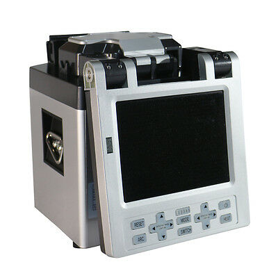 Mobile Remote control Automatic Fusion Splicer FTTH Fiber Optic Splicing Machine