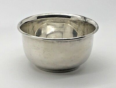 Birks Sterling Silver Bowl Candy Sugar Nuts Mint Jewellery Ring Dish