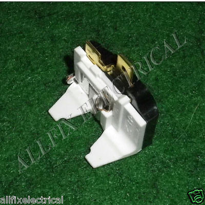 Klixon 4TM Fridge Compressor Overload Cutout - Part # DR832, 283ULBYY-53