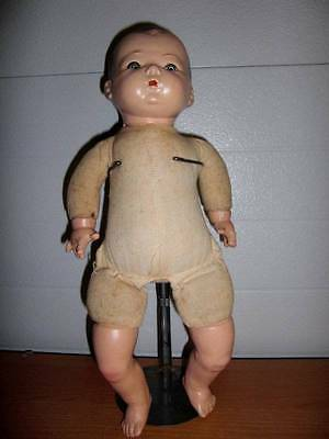 """MME Alexander ~ Vintage 16"""" Composition or HP Baby Doll"""
