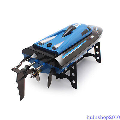 2.4G 4CH Water Cooling High Speed RC Remote Control Simulation Racing Boat EZ