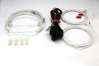 BMW Angel Eyes Rings SMD LED kit designed to fit BMW E90 non projector 3 series