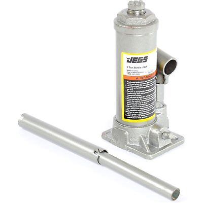 JEGS Performance Products 79005 Bottle Jack Capacity: 2 Ton Lift Height: 7-1/2 t
