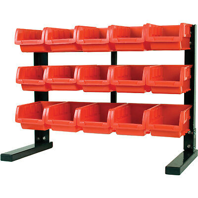 JEGS Performance Products 8186 Tabletop Storage Rack 15-7/8 H x 21-1/4 W x 10-1/