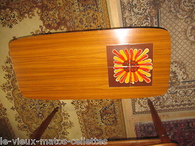 Table Basse Annee 70 Scandinave  / Vintage
