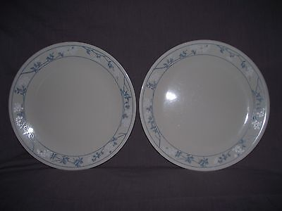 Set of 2 Corning Corelle First of Spring Dinner Plates