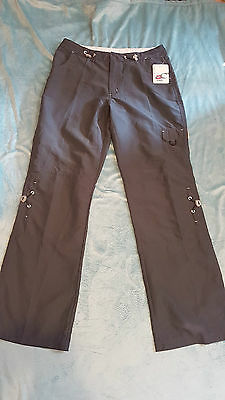 O'Neill Lady's Hiking Trousers Size: W 31 L 33 NEW WITH TAGS